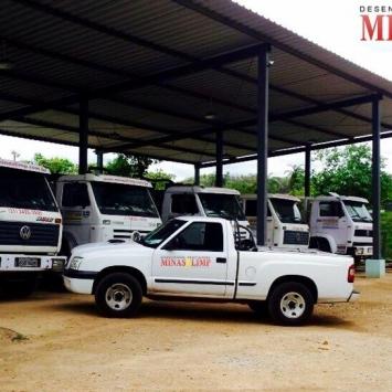 Caminhões Minas Limp