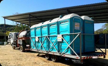 Locação Banheiro Químico Divinópolis