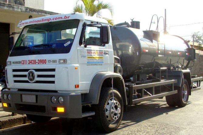 Hidrojateamento por Alta Pressão em Igarapé