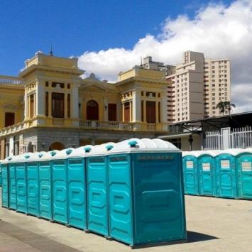 Banheiros Químicos Minas Limp