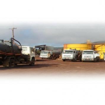 Caminhões de Sucção Minas Limp